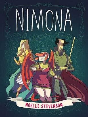 "Da Bao Publishing: ""Nimona"" di Noelle Stevenson"