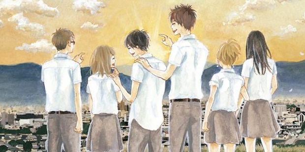 Le Nomination del premio Tezuka 2016