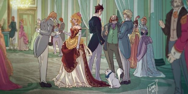Risenfall: il fantasy Vittoriano di Liana Recchione