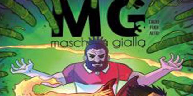 Maschera Gialla #3 (Guida, Caporali, Turturici)