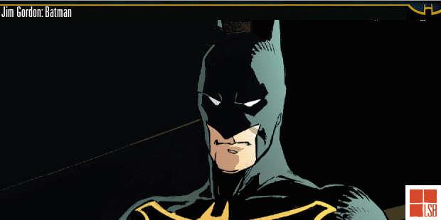 Batman #45: nato per essere metallico