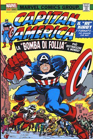 Essential 11: undici fumetti di Jack Kirby_Essential 11