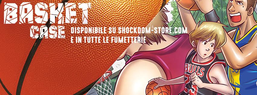 Shockdom pubblicherà il 29 Febbraio Basket Case