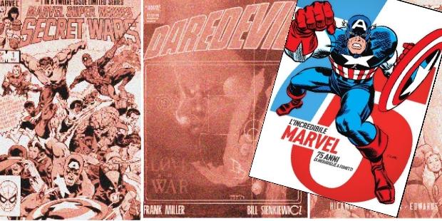 L'incredibile Marvel: 75 anni di meraviglie a fumetti