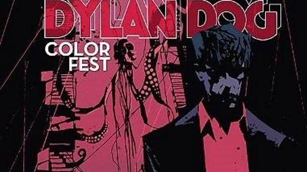 Dylan Dog Color Fest #16: nella mente di Dylan