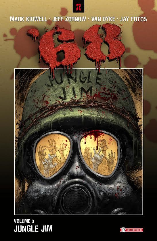 """Venerdì 18 marzo arriva in fumetteria """"68: Jungle Jim"""""""