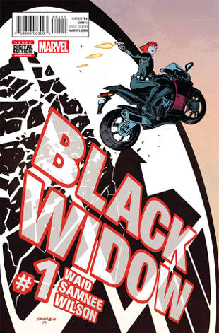 Black Widow #1 (Waid, Samnee, Wilson)