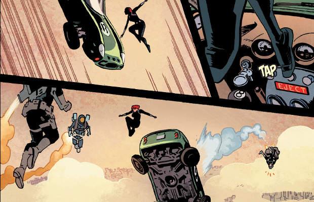 Black Widow #1 (Waid, Samnee, Wilson)