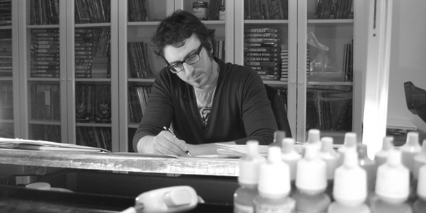 Giuseppe Camuncoli: vedi Napoli Comicon e…