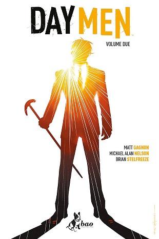 """""""Day Men"""" Volume 2 disponibile in tutte le librerie"""