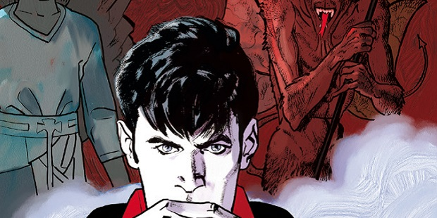 Dylan dog Angeli e Demoni Immagine in evidenza