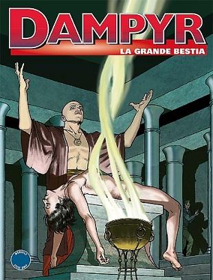 Dampyr #192: sulle tracce di H.P. Lovecraft_Recensioni