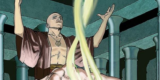 Dampyr #192: sulle tracce di H.P. Lovecraft