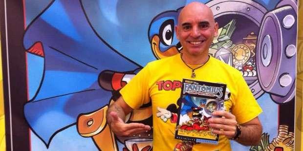 Marco Gervasio: vedi Napoli Comicon e...