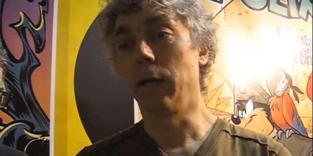 Paolo Mottura: vedi Napoli Comicon e…