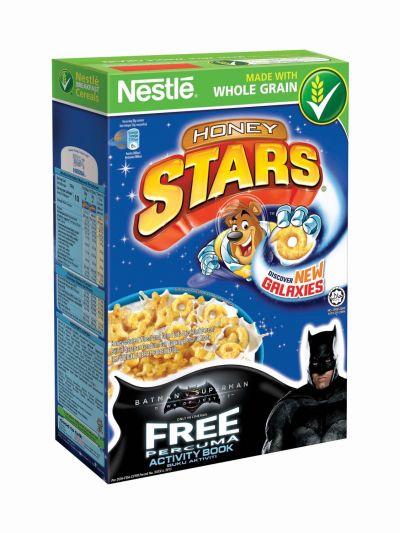 NestleHoneyStars