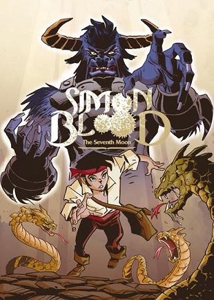 """""""Simon Blood, la Settima Luna"""" di G. Caracuzzo in crowdfunding"""