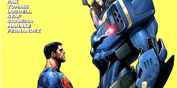 Superman 22 Immagine in evidenza