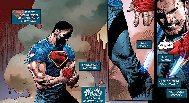 Superman L'Uomo d'Acciaio #22 (AA. VV.)