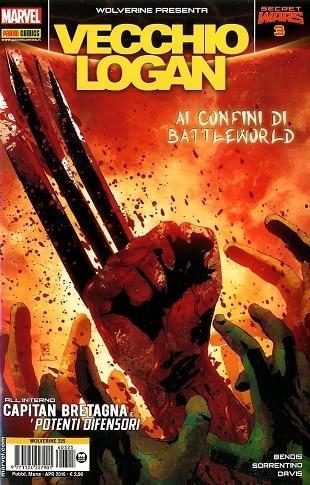 Vecchio Logan 3 Cover