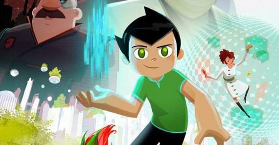 Astro Boy: Il poster della serie reboot