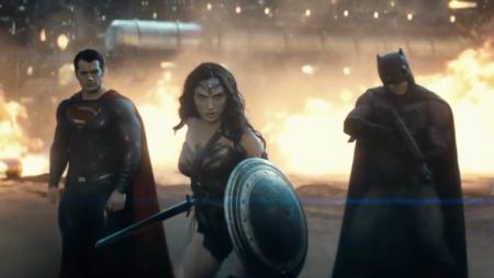 Batman V Superman verso esordio mondiale da 340 milioni di dollari