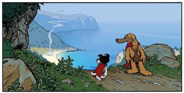 Atlas e Axis: che vita da cani!