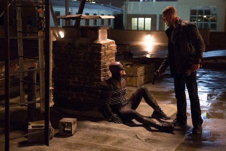La vulnerabilità di Matt Murdock, la rabbia di Frank Castle