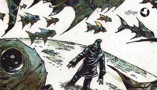 """""""Persival"""" è la nuova graphic novel di Stefano Cardoselli"""