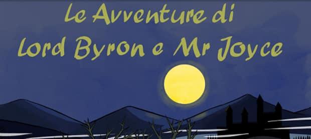 Le avventure di Lord Byron e Mr Joyce (Vena)