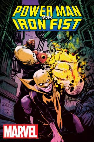 Power Man and Iron Fist #1 (Walker, Greene)