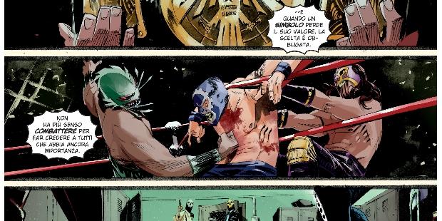 Quebrada: la lucha libre secondo Matteo Casali