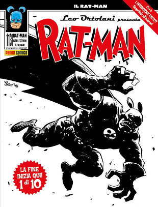Rat-Man #113 – Il Rat-Man (Ortolani)