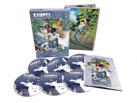 Sampei il ragazzo pescatore in dvd per Koch Media
