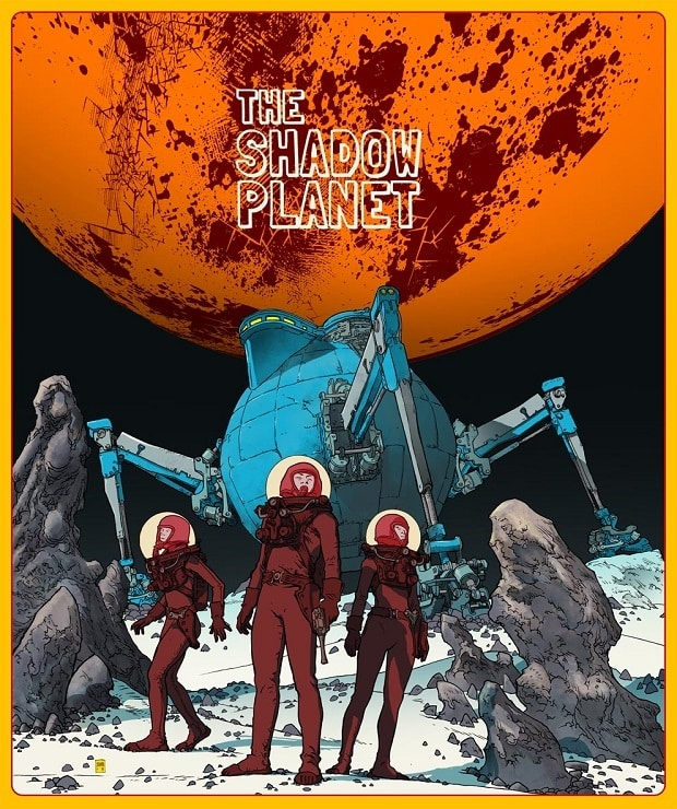 the shadow planet affiche