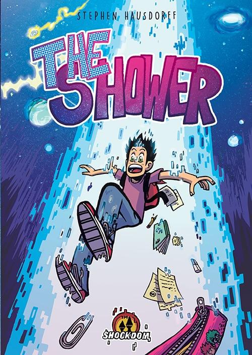 """Shockdom pubblica """"The Shower"""" di Stephen Hausdorff"""