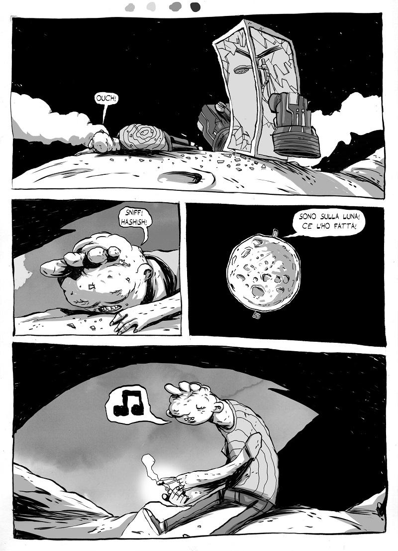 Tumorama #1 - Lo Sciopero dei Pusher