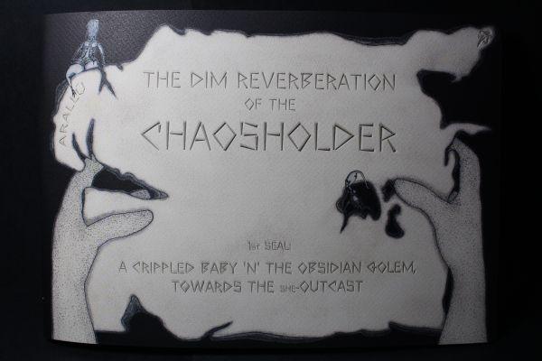 The Dim Reverberation of the Chaosholder: esperienza videoludica a fumetti