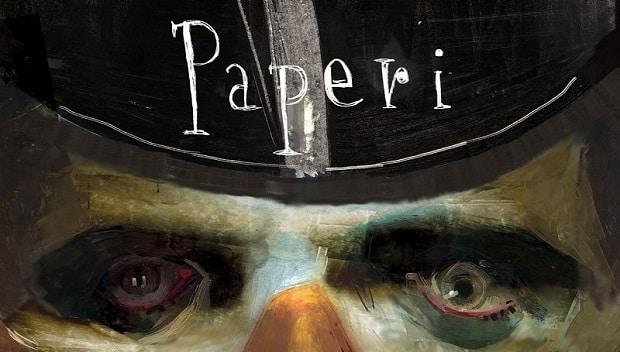 PaperPaolo: un inferno domestico dai fratelli Rincione