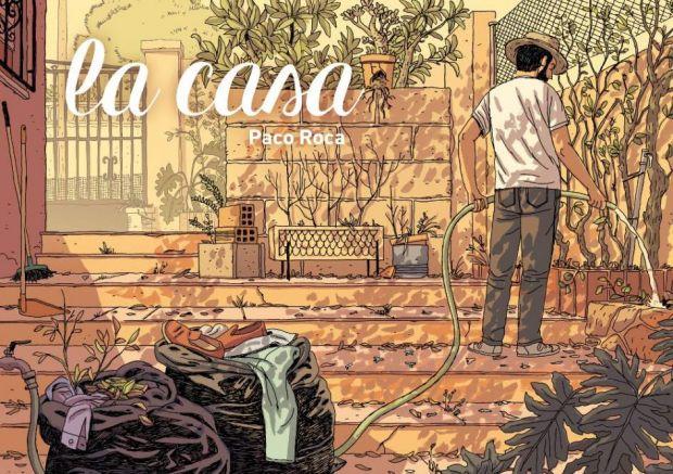 Il nuovo Paco Roca: una Casa, una famiglia