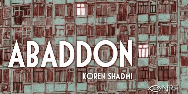 COVER Abaddon Immagine di copertina