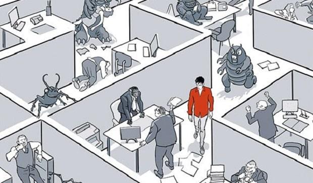 Dylan Dog #356 – La macchina umana: working class hero