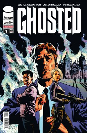 Ghosted #1 (Williamson, Sudzuka)