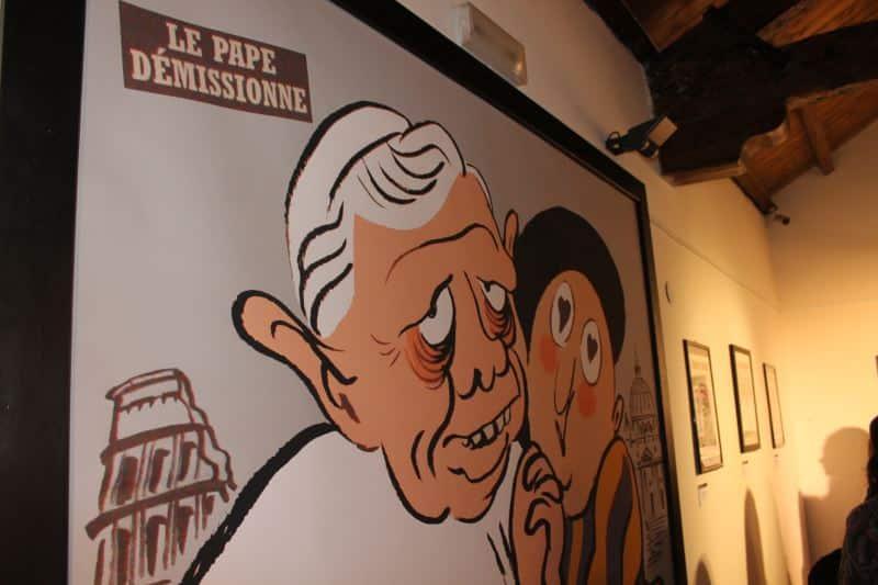 La satira dopo Charlie Hedbo: intervista a Coco e Marika Bret