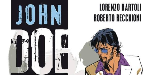 John Doe Volume 1: dal 28 aprile in libreria