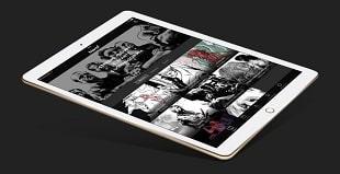 Novel Comix, il mondo del fumetto digitale in un'app