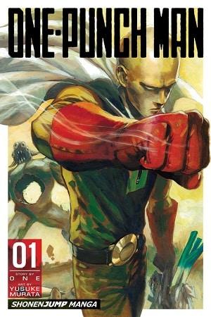 One-Punch Man #1 (One, Yūsuke Murata)