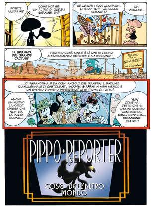 Comprimari alla ribalta su Pippo Reporter #3