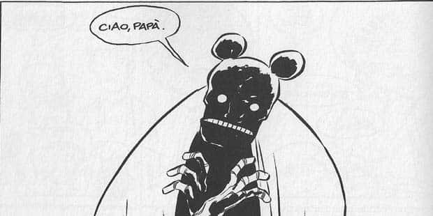 Rat Man 1