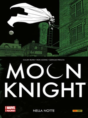 Moon Knight – Nella Notte, un interludio horror